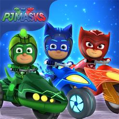 PJ Masks:赛车英雄ios版 V1.1