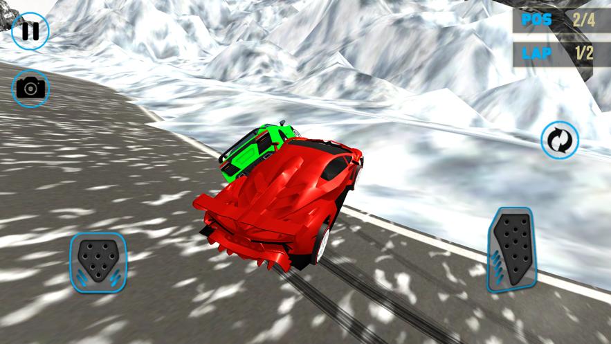兰博基尼汽车雪地赛车安卓版 V1.0